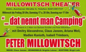 Flyer Millowitsch